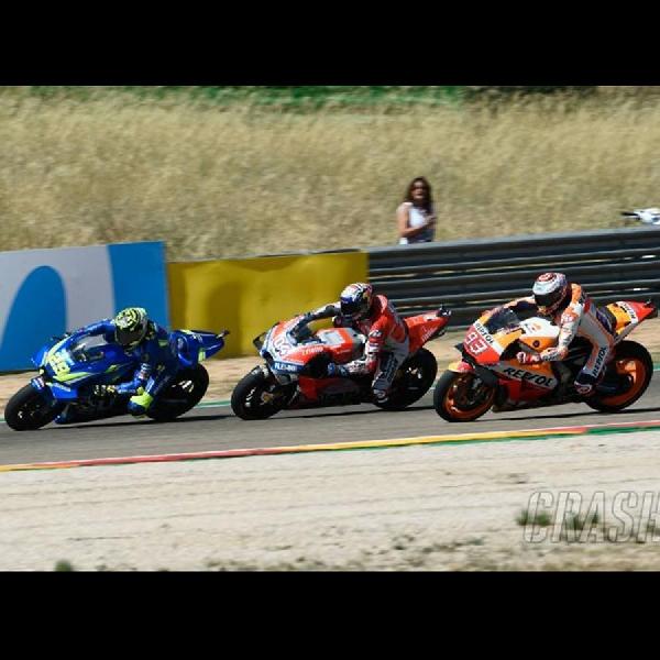 Rebut 5 Podium di Musim 2018, Tim Suzuki Ecstar Mulai Sejajar dengan Yamaha, Ducati dan Honda