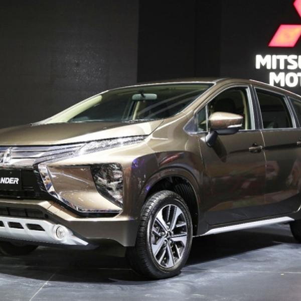 GIIAS 2018 Surabaya Hadirkan Warna Baru dari XPANDER