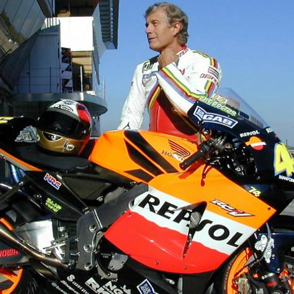 Agostini Ragukan Rossi dalam Perburuan Gelar