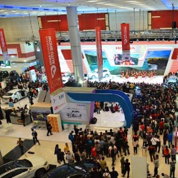 Ribuan Mobil Baru Terjual Selama GIIAS Surabaya Auto Show 2015