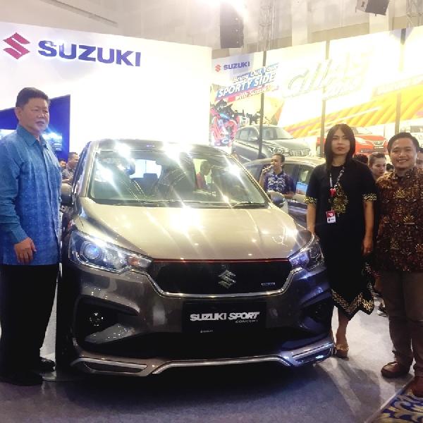 Suzuki Hadir di GIIAS Surabaya 2018