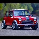 HOMIN, Mini Cooper Type S Ini Menggendong Mesin Honda V6, Tenaganya  500whp