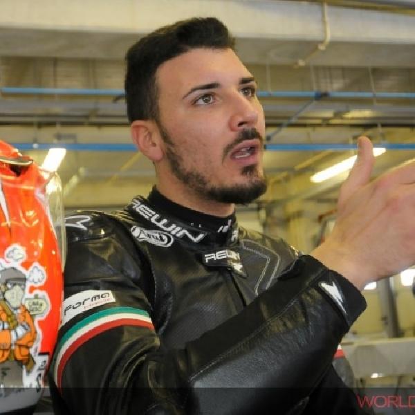 Davide Giugliano Resmi Jadi Pebalap Red Bull Honda WSBK