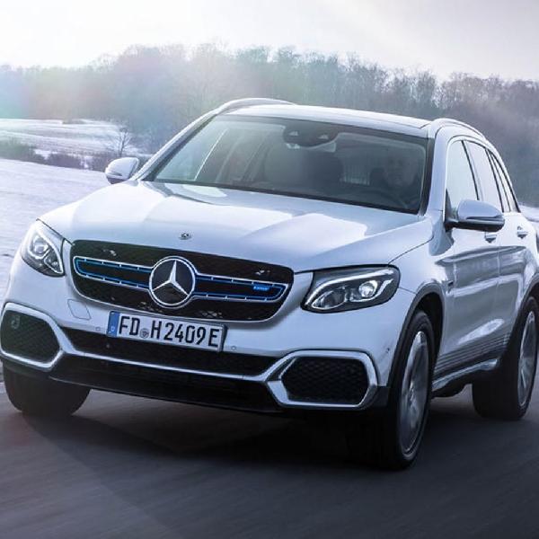 Mercedes-Benz GLC Facelift Segera Hadir