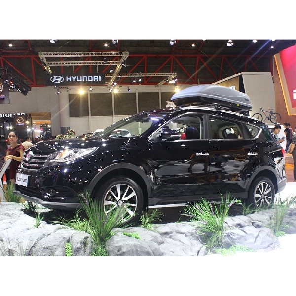 First Impression DFSK Glory 580 1.5T Luxury, Medium SUV Tiongkok yang Layak Diperhitungkan