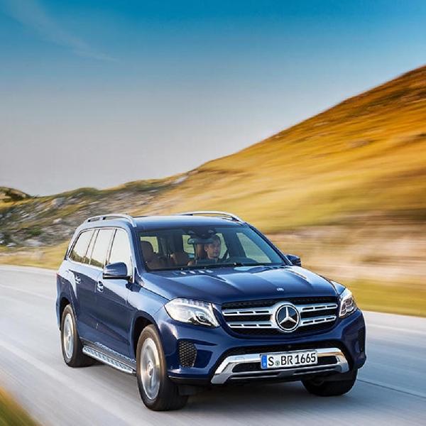 Wajah Mercedes-Benz GLS Terbaru Bakal Mirip S-Class