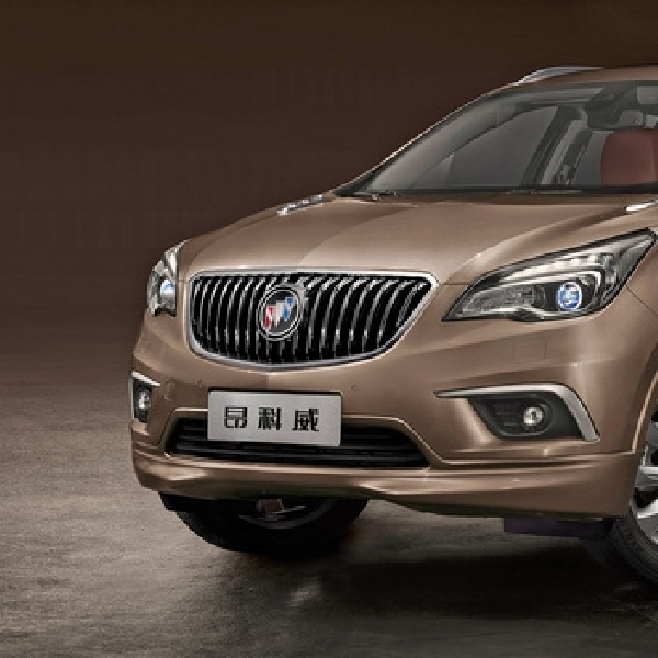 GM akan Pasarkan Buick dari China ke Amerika Serikat