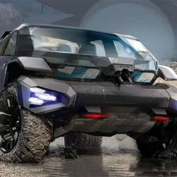 GM Design Ulas Hadirnya Hummer Baby