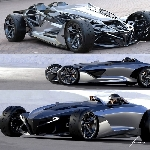 GM Designer Hadirkan Rendering Mobil Sport Pesaing Ariel Atom
