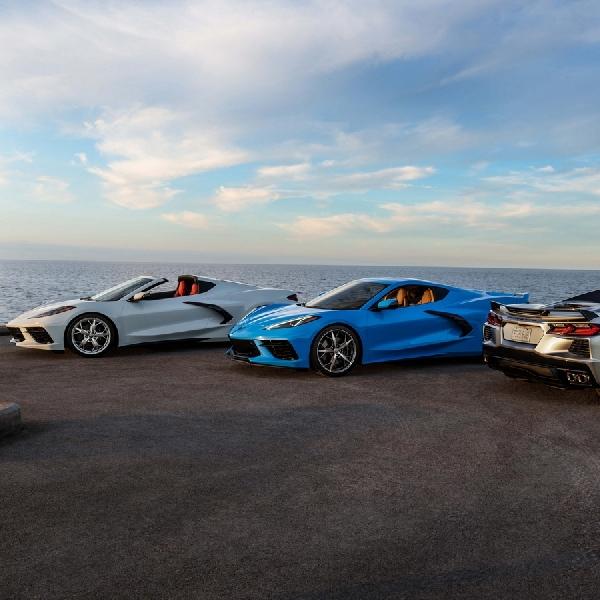 GM Kembali Hentikan Produksi Corvette C8 Karena Masalah Pasokan