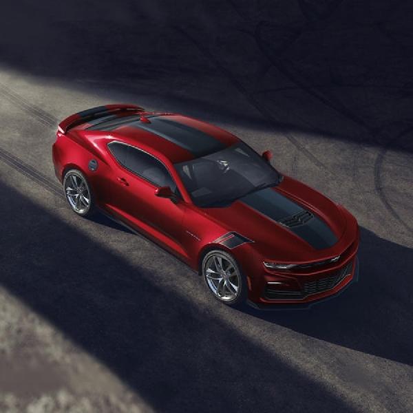 GM Lanjutkan Produksi Chevy Camaro 2021
