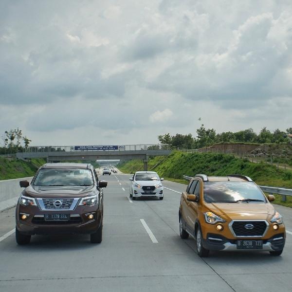 Nissan dan Datsun Ikuti Peresmian Tol Trans Jawa