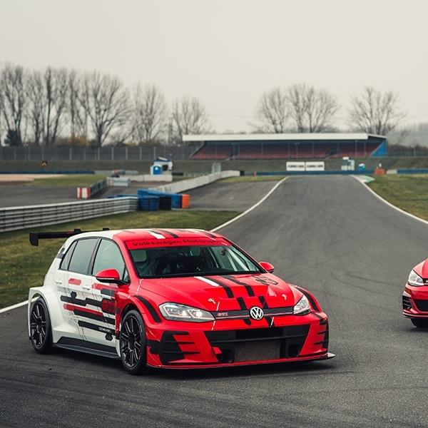 Volkswagen Lakukan Update Pada Golf GTI TCR