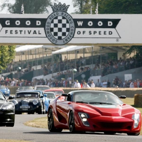 25 Mobil baru akan hadir di Goodwood Festival of Speed