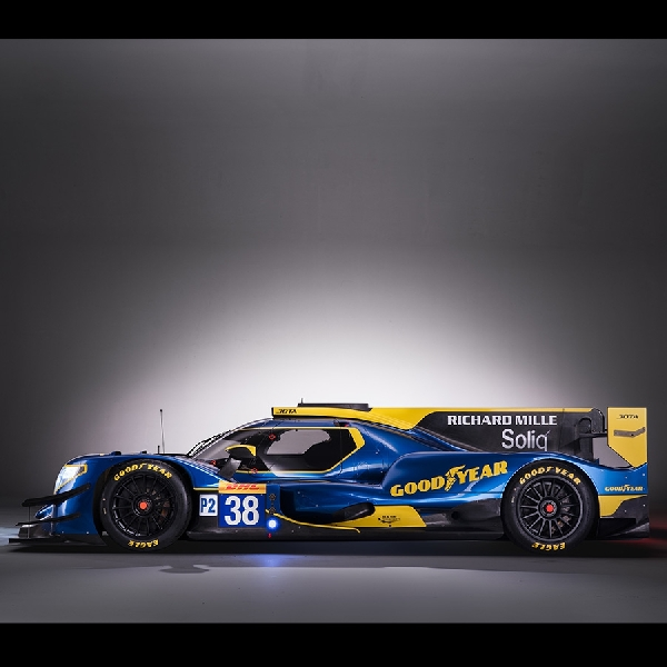 Goodyear Bersiap Kembali Di Ajang FIA World Endurance Championship