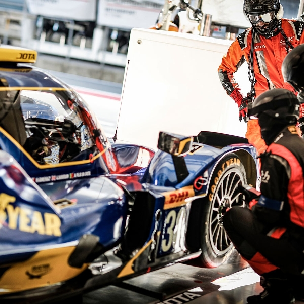 Goodyear Jajal Ban Eagle F1 SuperSport di FIA WEC 2019/2020 di Shanghai