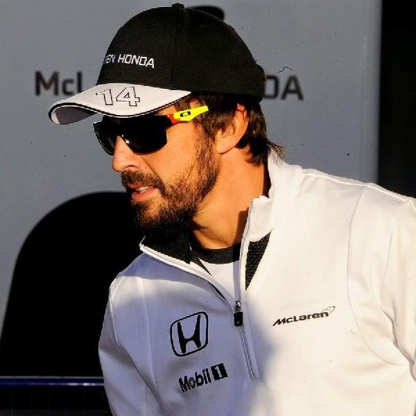 F1: Fernando Alonso pakai Helm khusus untuk Luis Salom di GP Kanada