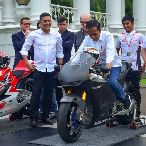 Kunjungan CEO Dorna  Pertegas Indonesia Sebagai Tuan Rumah MotoGP