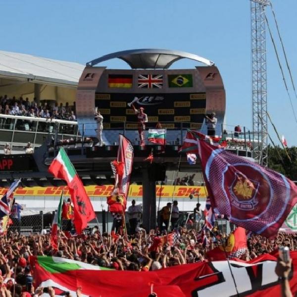 F1: Rebut Podium di Monza - Hamilton Kuasai Puncak Klasemen
