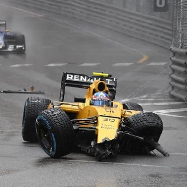 F1: Jolyon Palmer Dapatkan Sasis Baru di Mobilnya