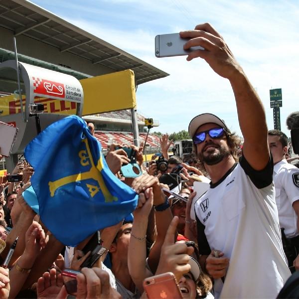 F1: GP Spanyol akan dimeriahkan oleh Fan Festival