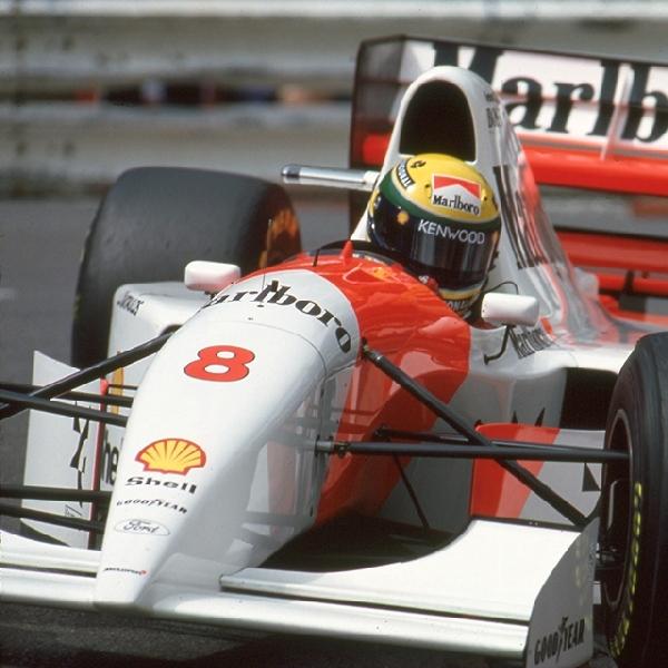 F1: McLaren MP4 /8A Ayrton Senna Ini Akan Dilelang
