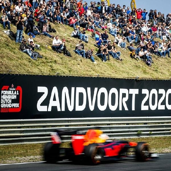 F1: Grand Prix Belanda F1 Resmi Dibatalkan