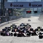 F1: Grand Prix F1 Azerbaijan Dilangsungkan Secara Tertutup?