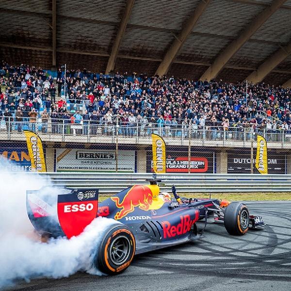 F1: Grand Prix F1 Belanda Bakal Dihadiri Ratusan Ribu Penonton?