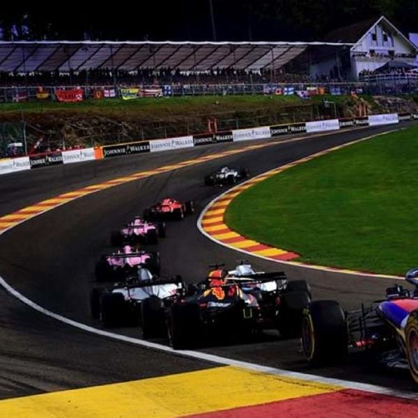 Grand Prix F1 Belgia 2021: Jadwal, Sesi Latihan dan Balapan
