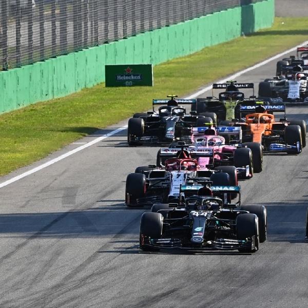 Grand Prix F1 Italia 2021: Jadwal Sesi Latihan, Balapan dan Lainnya