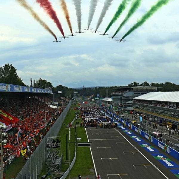 F1: Jadwal dan Pratinjau Sesi Grand Prix Italia F1 2020