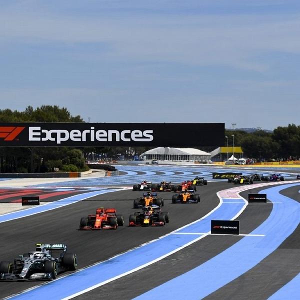 F1: Grand Prix Prancis F1 2021: Jadwal dan Sesi Lainnya