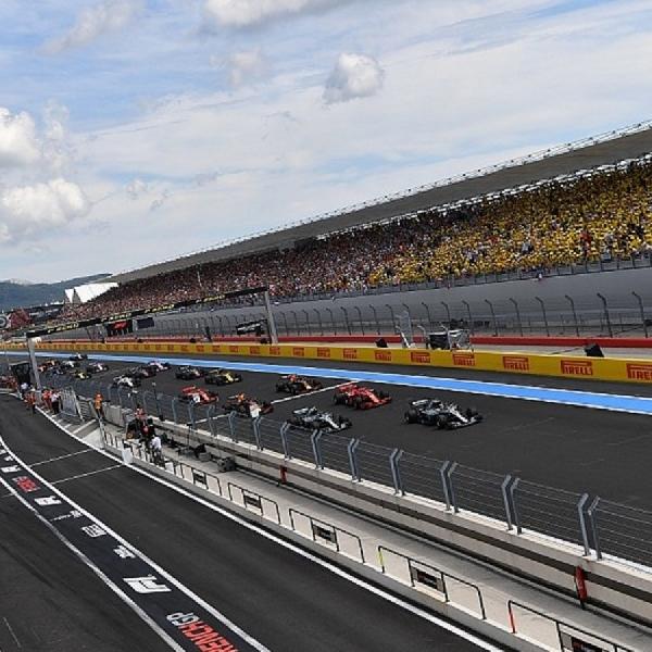 F1: Grand Prix Prancis F1 2020 Resmi Dibatalkan