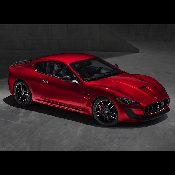 Maserati Gran Turismo Sport Special Edition
