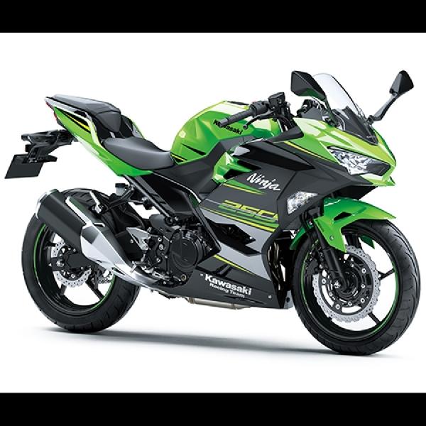 Kawasaki Akhirnya Hadirkan All New Ninja 250