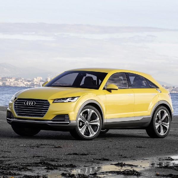 Audi Mengklaim Q4 Akan Lebih dari Q3 Coupe