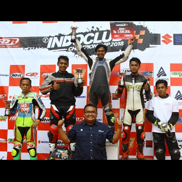 Race Perdana Indoclub Championship 2018, GI-JOE Racing Team Catat Waktu Tercepat