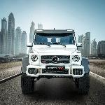 Ini Dia Mercedes-AMG G63 Karya Brabus GmbH