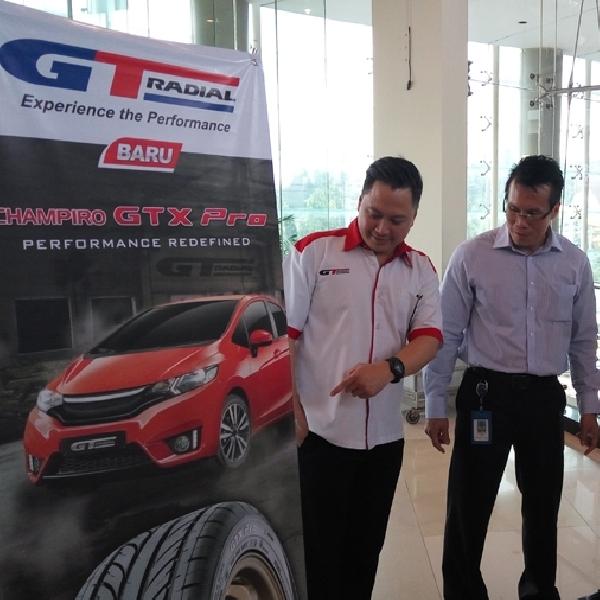 GT Radial Buktikan Ketangguhan Ban melalui dunia Motorsport