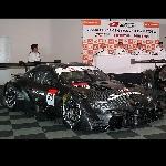 Modifikasi Toyota Supra tim Gazoo Racing untuk Super GT 2020