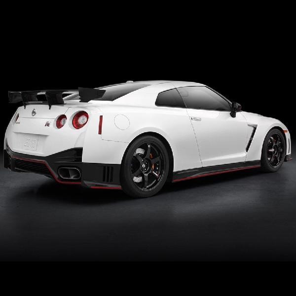 Nissan Perlihatkan GT-R Nismo Anyar Berkuatan Gahar
