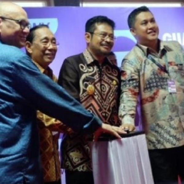 Gubernur Sulsel Resmikan GIIAS Makassar 2015