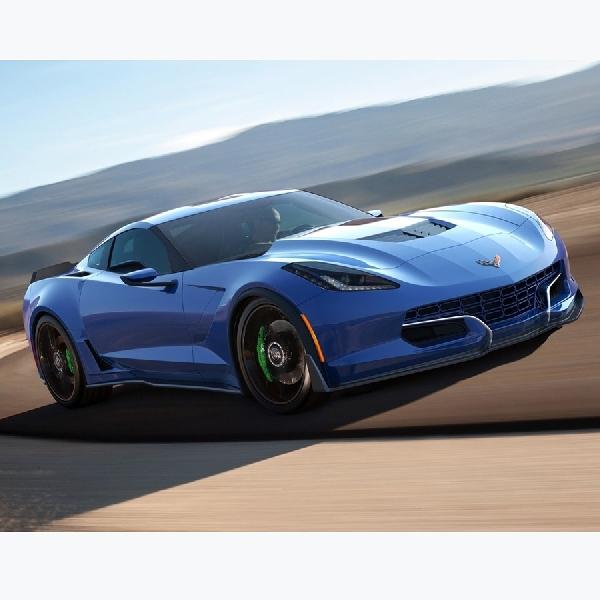 Genovation Memodifikasi Corvette Jadi Mobil Listik