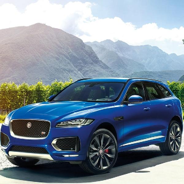 Jaguar Land Rover Kembangkan Teknologi Pembuka Pintu Otomatis