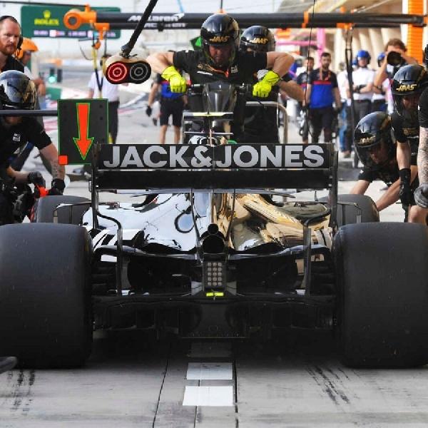 Haas: GP Prancis Jadi Akhir Pekan Terburuk