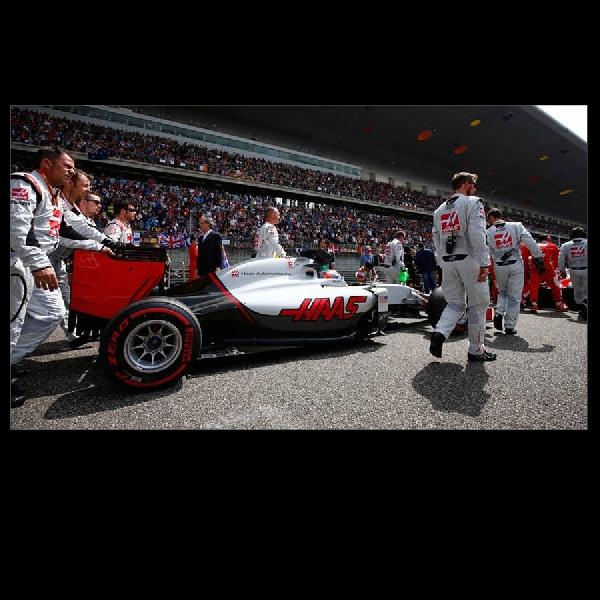 F1: tim Haas Upgrade Mobil demi Cetak Poin di GP Singapura