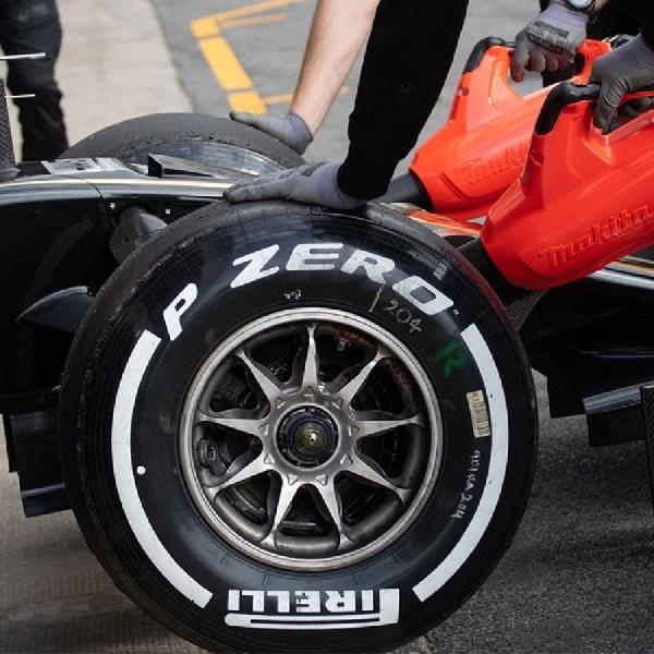 Haas Tidak Berniat Mendesain Mobil F1 2020 Sesuai dengan Spesifikasi Pirelli
