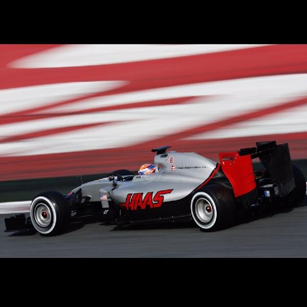 F1: Hadapi Musim 2017 - Tim Haas ingin Ulangi Sukses
