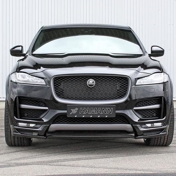 Hamann Sediakan Paket Modifikasi Jaguar F-Pace